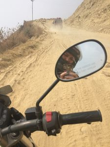 Off road moments in Nepal