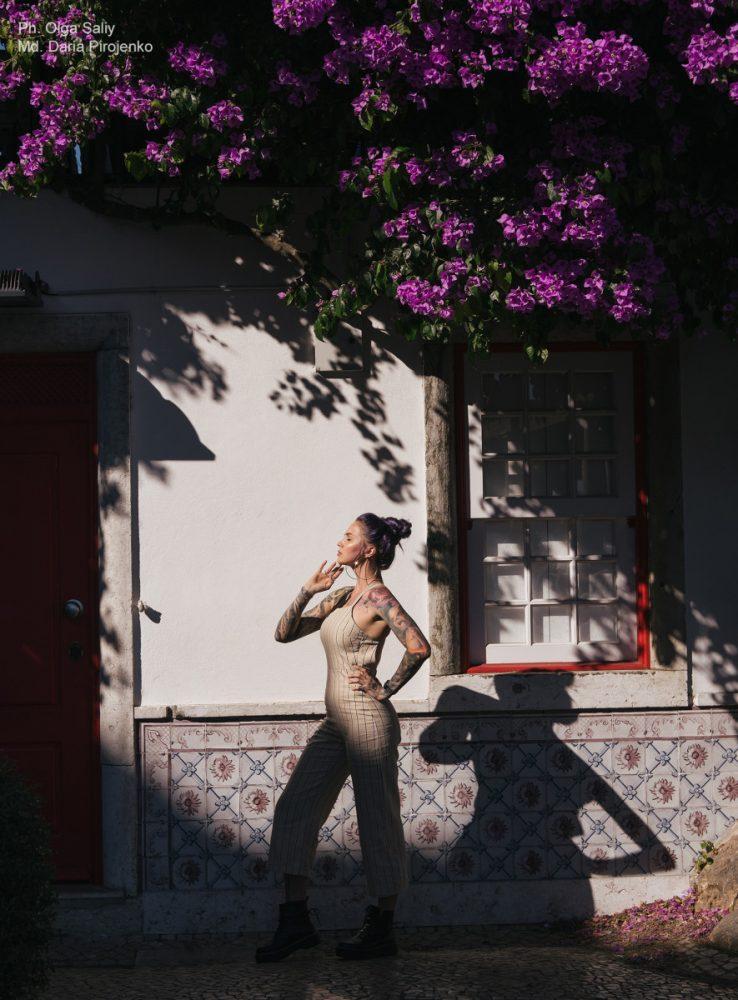 Дарья Пироженко. Фотосессия в Лиссабоне (16)