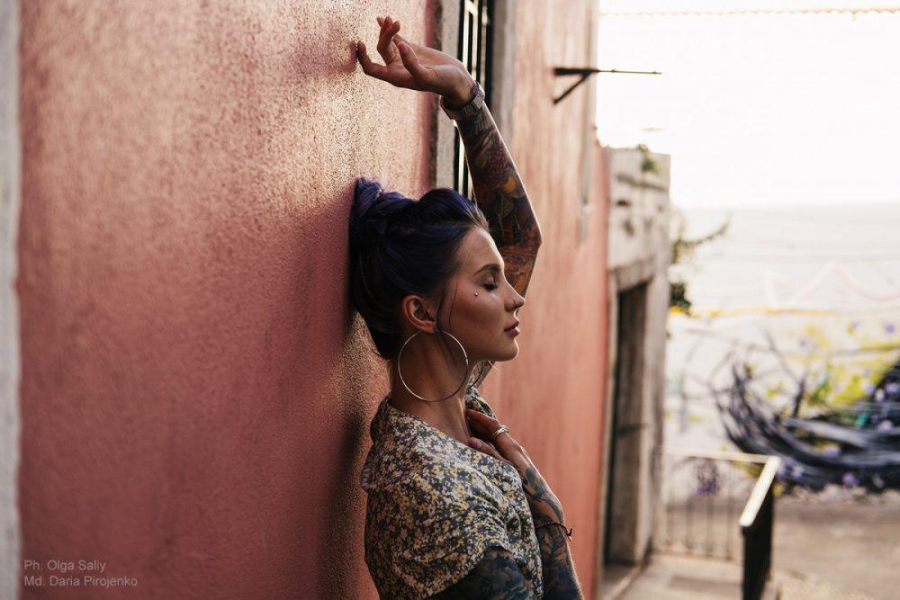 Дарья Пироженко. Фотосессия в Лиссабоне (13)