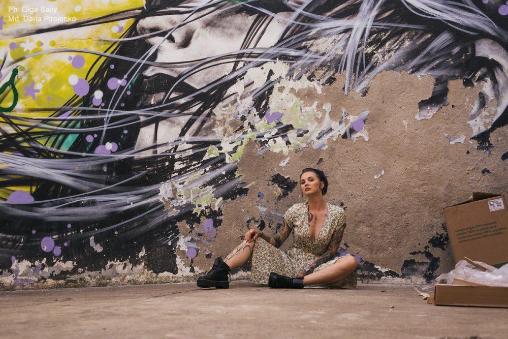 Дарья Пироженко. Фотосессия в Лиссабоне (12)