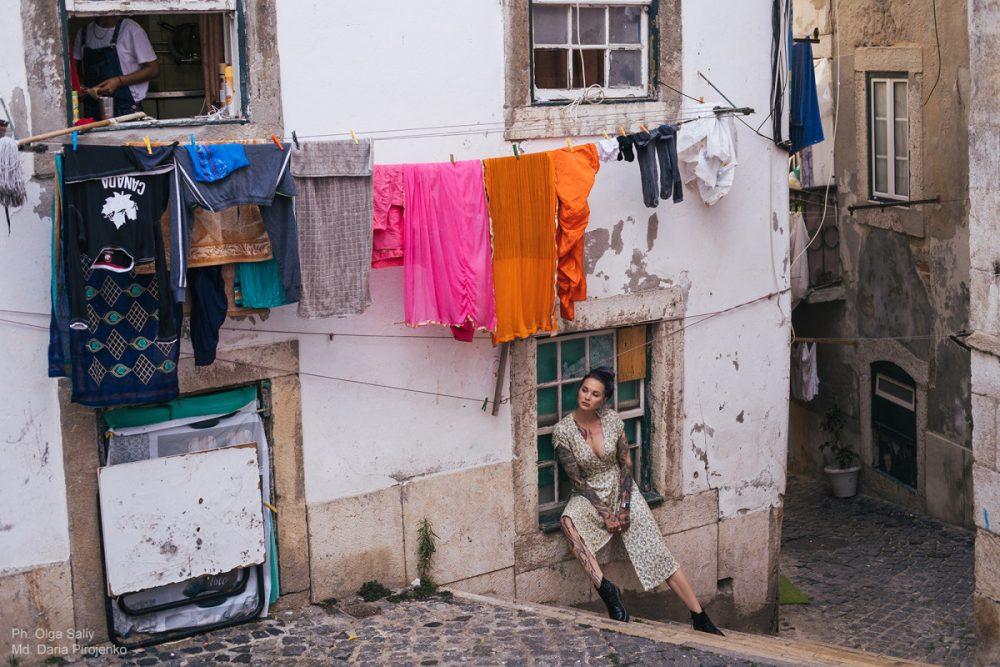 Дарья Пироженко. Фотосессия в Лиссабоне (11)