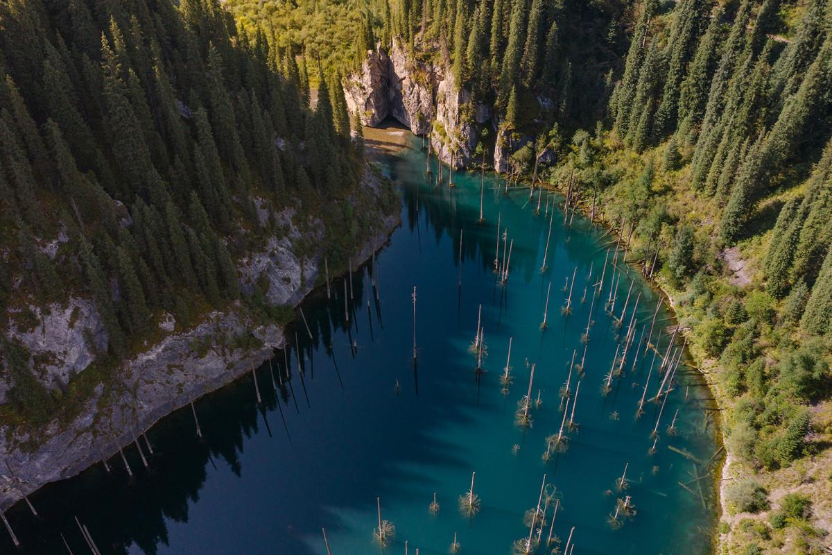 11 Prewedding trekking, Travelling in Kazakhstan