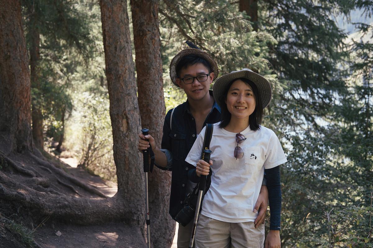 Prewedding trekking, Travelling in Kazakhstan