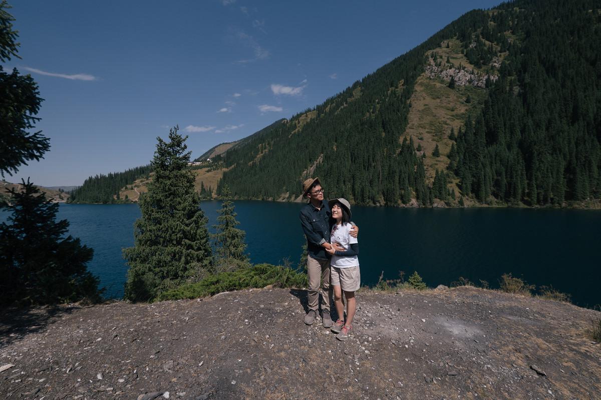 kolsay lake almaty, Travelling in Kazakhstan