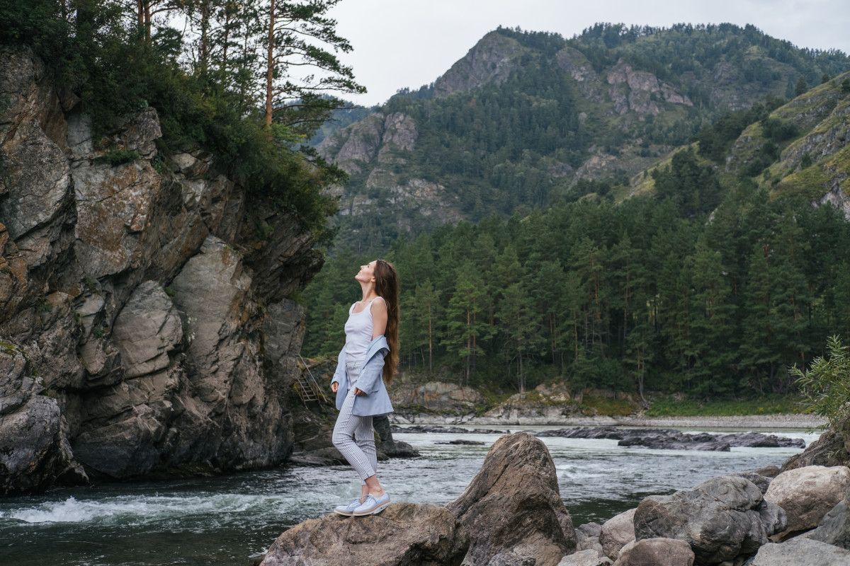 Altai Photoshoot and traveling