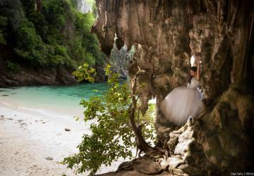 Julia & Romi, wedding on Krabi islands