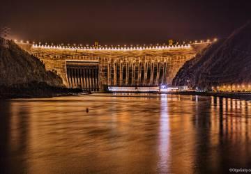 Sayano–Shushenskaya Dam, Russia