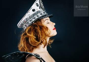 Amazing singer Aria Moore